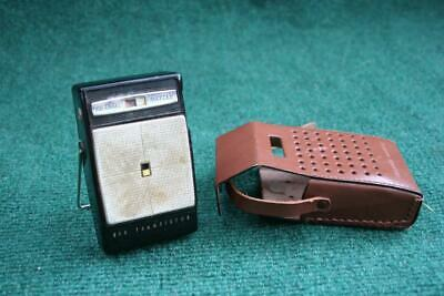 Vintage Channel Master Model 6509 Six Transistor Radio Case Not working
