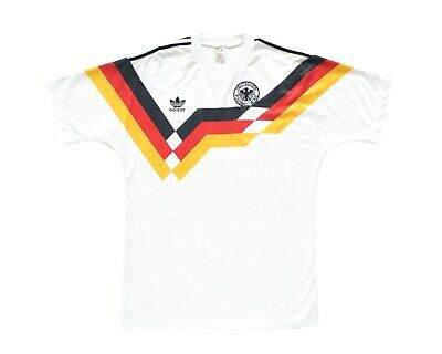1988-90 Adidas West Germany Home Shirt (M)