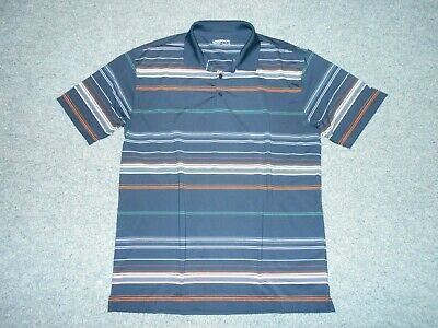 Nike Golf Fitdry Mens Xl Athletic Style Golf Jersey Polo Shirt