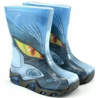 Transformers Kids, Boys, Girls Wellies, Wellington Rainy Boots Snow All Sizes