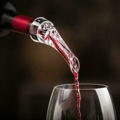 Acrylic Aerating Wine Pourer Decanter New Portable Pourer Wine Access New N6D4