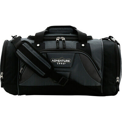 "Travelers Club Luggage 24"" Adventure Multi Pocket Travel Duffel NEW"
