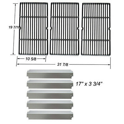 Charbroil Commercial Series 463268806 Replacement Heat Plates,cooking grids