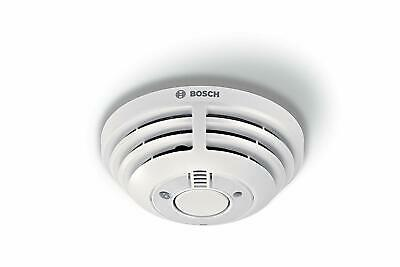 Bosch Smart Home Smoke Detector - White - 8750000017