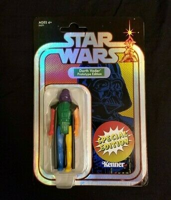 SDCC 2019 STAR WARS Darth Vader Retro Prototype Target EXCLUSIVE Multicolor