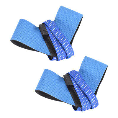 Anti Static Foot Heel Straps Adjustable ESD Reusable Ground Band 2Pcs