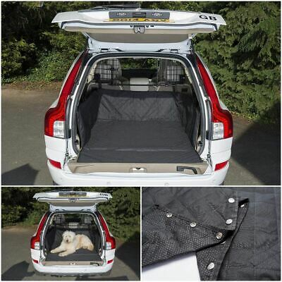 Premium Quilted Boot Liner & Bumper Protector fits Vauxhall Astra Estate