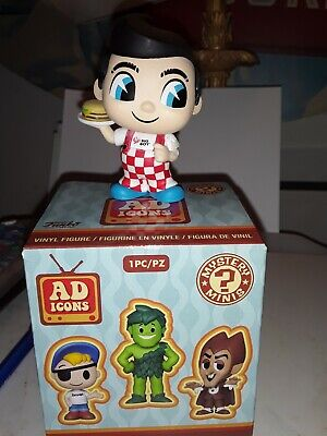 BOBS BIG BOY 1/6 - Funko Mystery Minis Ad Icons Vinyl Figure NEW