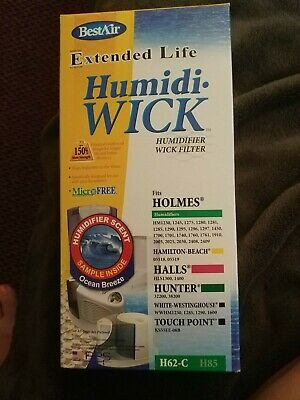 Best Air Humidi-Wick Replacement Humidifier Filter H62-C Holmes Sunbeam Hunter