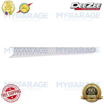 Dee Zee DZ2136 Aluminum Brite-Tread Tailgate Protector For 93-11 Ford Ranger