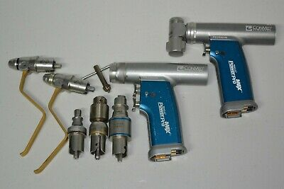 ConMed Hall PowerProMax Drill with Attachments