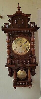 Black Forest Triple Chime Clock