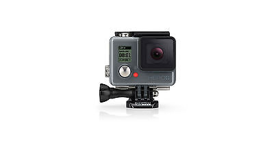 GoPro CHDHB-101 HERO+ LCD HD Waterproof Action Camera - Grey