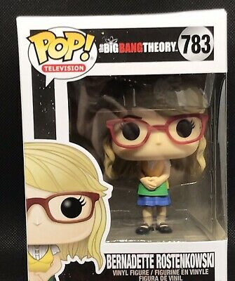The Big Bang Theory #783 - Bernadette Rostenkowski - Funko Pop! Televesion