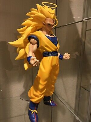 Japan Anime DBZ Dragon Ball Z Super Saiyan Buu Boo Xplus Figurine 45cm No Box