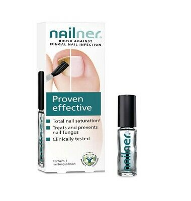 NAILNER 5ml Repair Brush, Treats & Prevents Fungal Nail Infection, Nail Care