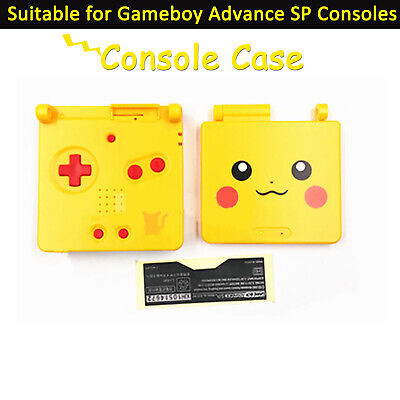 Cartoon Case Hard Cover Housing Shell Replacement for NS GameBoy Advance Console