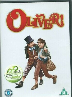 Oliver! [DVD] [1968] By Mark Lester,Ron Moody,Oswald Morris,Ralph we