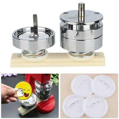 Badge Pin Making Mould DIY Button Maker Punch Press Tool Accessories 58mm NEW