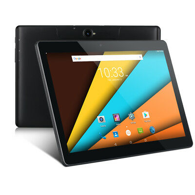 """10.1"""" 16GB WLAN Tablet PC WIFI Android6.0 Tablette PC touchscreen Excelvan M10K6"""