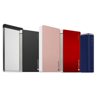 Mophie Powerstation Reserve Plus 5X Xl Power Bank Chargers - Mixed Mah/Colours