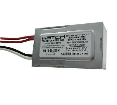 Hatch RS12-80 Low Voltage Transfomer