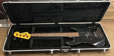 J. B. Player Professional Series 4 String Bass Guitar EMG Select With GATOR CASE