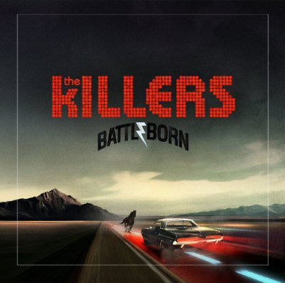 The Killers-Battle Born VINYL NEUF