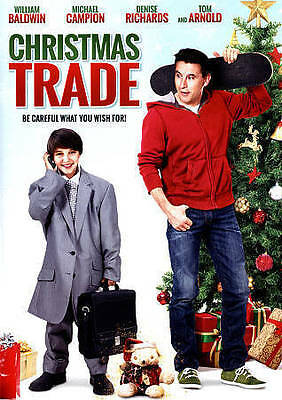Christmas Trade Be Careful What You Wish For DVD New Sealed