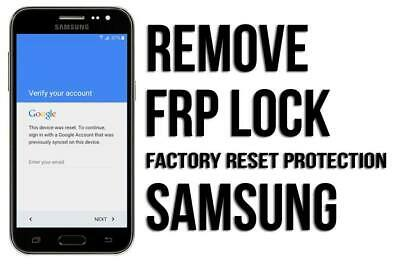 Samsung INSTANT FRP Lock Google Account Removal/Reset All Models via Flexihub