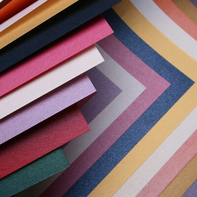 Stardream A4 Pearlescent Coloured Paper 5 25 & 50 sheets Pearlised Craft *Paper*