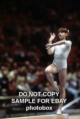 Nadia Comaneci - Exclusive Unpublished PHOTO Ref 351