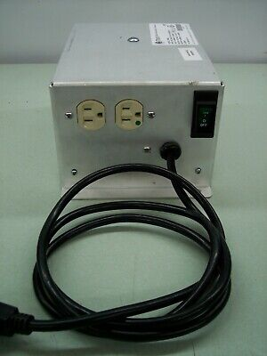 Dale Technology It800N Medical Grade Isolation Transformer 2 Outlet 120 Vac