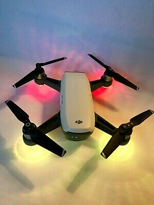 DJI Spark Fly More Combo (Alpine White) - Excellent Condition - Boxed