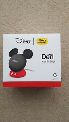 Mini Mickey Mouse genuine Disney stand for Google home mini import from USA