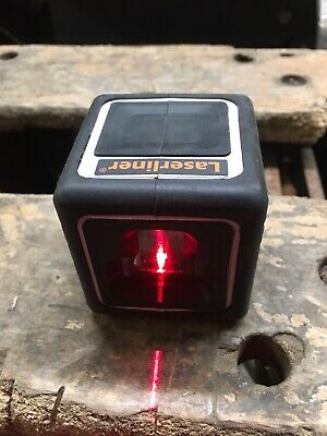 Laserliner Compact Cube Cross Line Laser Level