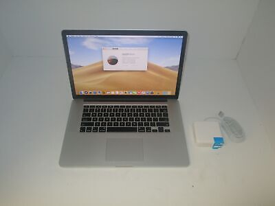 "Apple Mid 2014 15"" MacBook Pro Retina 4.0GHz Intel Core i7 16 GB MGXG2LL/A 256GB"