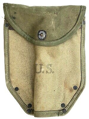 1944 Transitional US Army Entrenching Tool Cover AVERY 44
