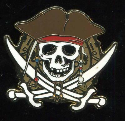 DS 30th Pirates of the Caribbean Disney Pin 120977