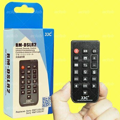 JJC Wireless Multi-Function Infrared Remote Control for A6500 A6400 A6300 A6000