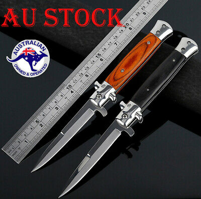 Browning  Folding Hunting Camping Fishing Knife Tactical Outdoor Pocket Knife AU