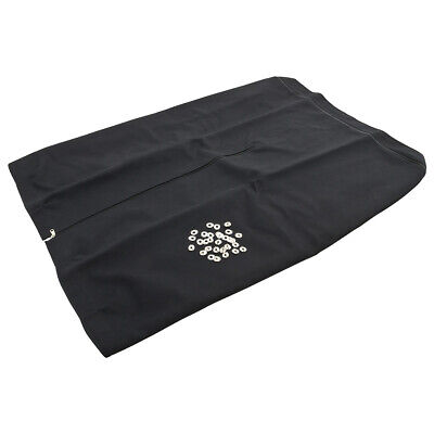 MG TC Full Tonneau Cover Black Double duck = Canvas based material 1945-1949 NEW