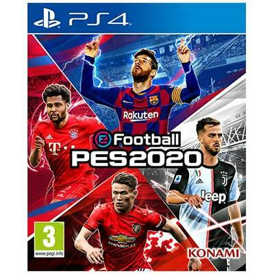 DIGITAL BROS PS4 - eFootball PES 2020
