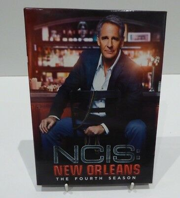 Ncis: New Orleans Season.4 - Dvd Cardboard Slipcover Only No Discs