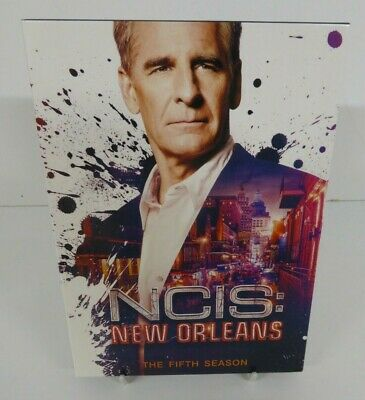 Ncis: New Orleans Season.5 - Dvd Cardboard Slipcover Only - No Discs