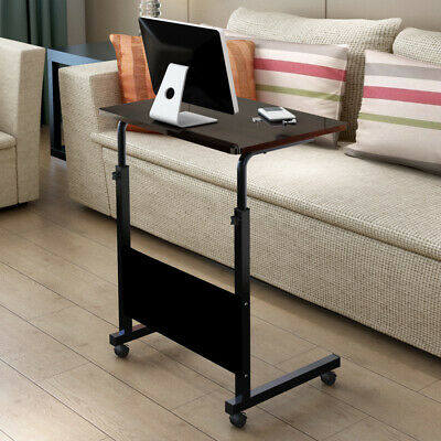 Adjustable Laptop Desk Stand Portable Notebook PC Computer Table Over Bed Chair