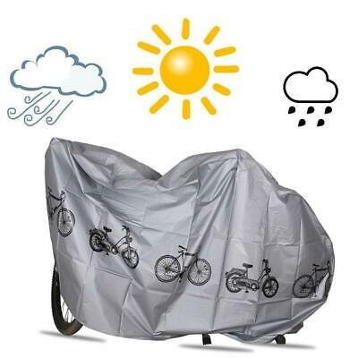 Waterproof Bicycle Cover Cycling Rain & Dust Protector Cover UV Protection