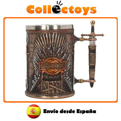Jarra Iron Throne - Trono de Hierro - Juego de Tronos - Game of Thrones - GOT
