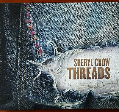 SHERYL CROW  - CD - THREADS - Released  August 2019