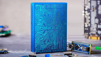 Circuit (Blue) Playing Cards Deck Brand new